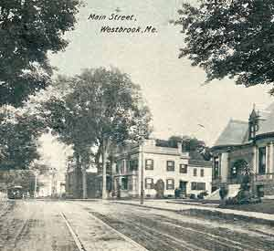 Main St., Walker Library