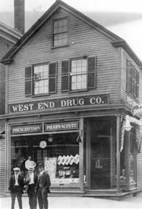 West End Drug Store